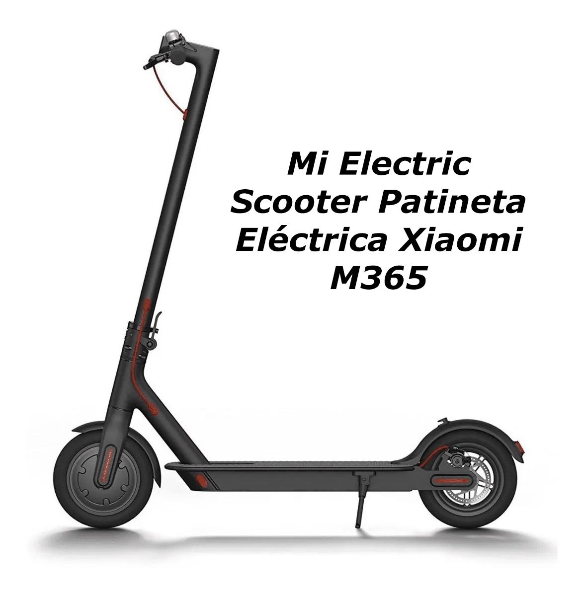Mi Electrica Scooter Xiaomi Electrica M365