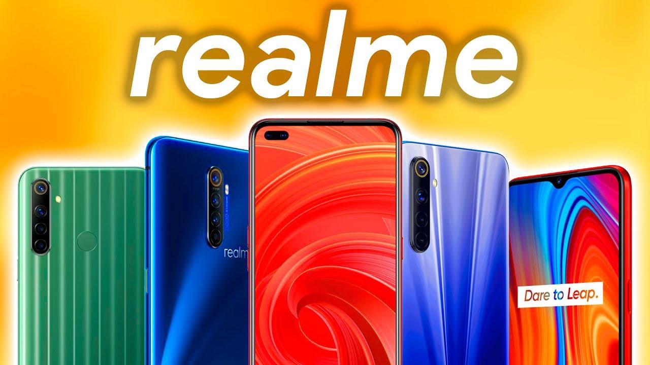 Celular Realme